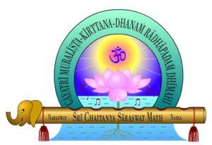 Эмблема Шри Чайтанья Сарасват Матха